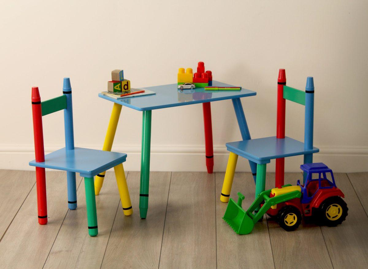 sedia-bambini-colorata