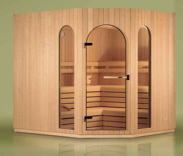 Galleria foto - Saune su misura artigianali Foto 1