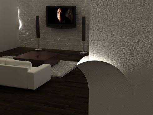 Galleria foto - Come disporre i punti luce all'interno di un'abitazione Foto 9