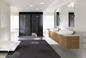Doppio lavabo design