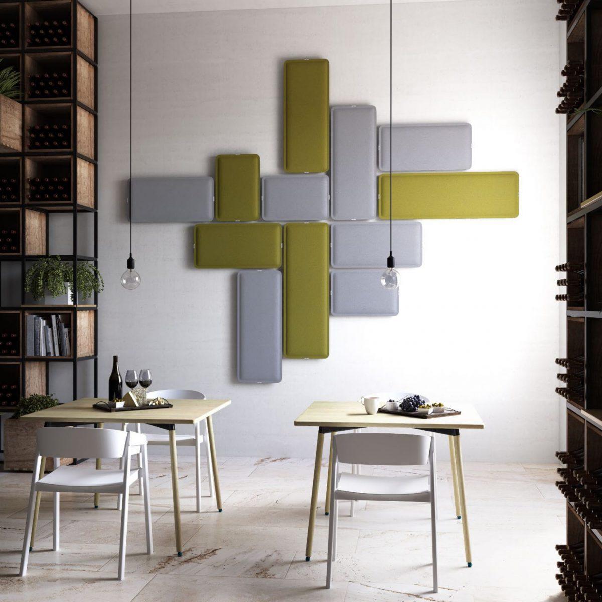 Pannelli per insonorizzazione acustica - Pannelli fonoassorbenti decorativi ...