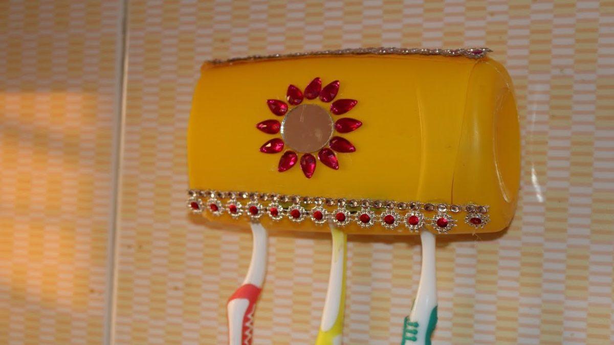 portaspazzolino-dorato