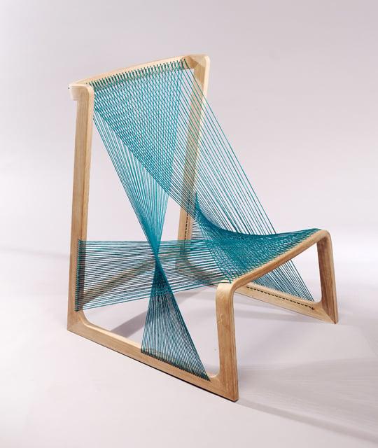 La sedia di seta