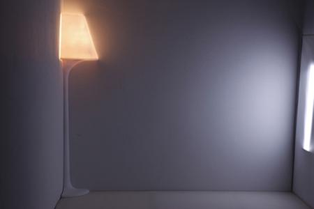 lampada ad angolo