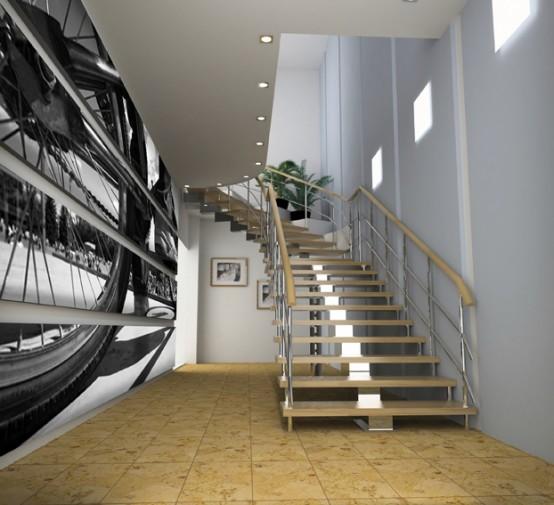 decorazioni pareti digitali