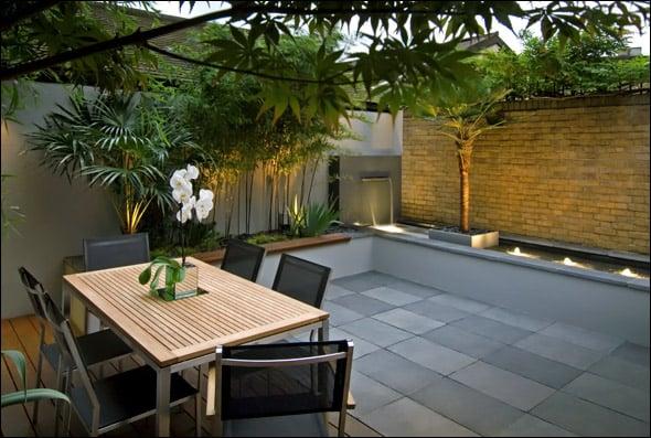 Immagini Di Giardini Moderni : Giardino moderno