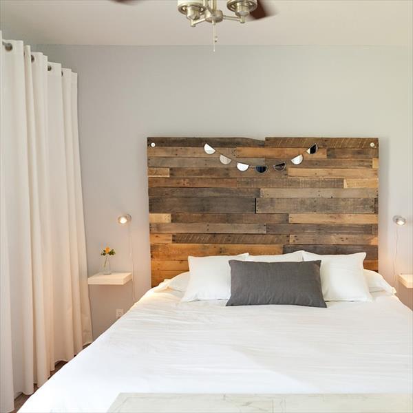 Galleria foto - Realizzare una spalliera di un letto fai da te Foto 49