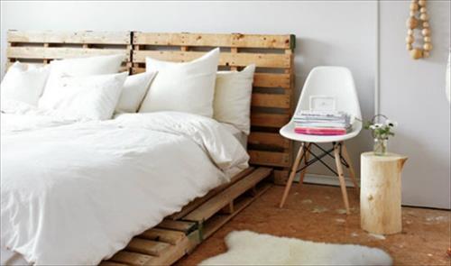 Galleria foto - Realizzare una spalliera di un letto fai da te Foto 71