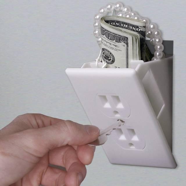 Dove nascondere soldi in casa