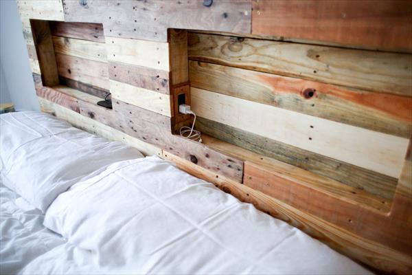 Galleria foto - Realizzare una spalliera di un letto fai da te Foto 50