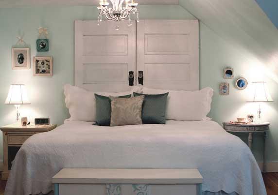 Galleria foto - Realizzare una spalliera di un letto fai da te Foto 59