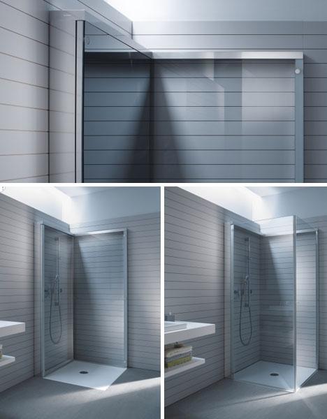 cabina doccia salvaspazio