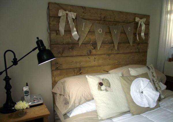 Galleria foto - Realizzare una spalliera di un letto fai da te Foto 48