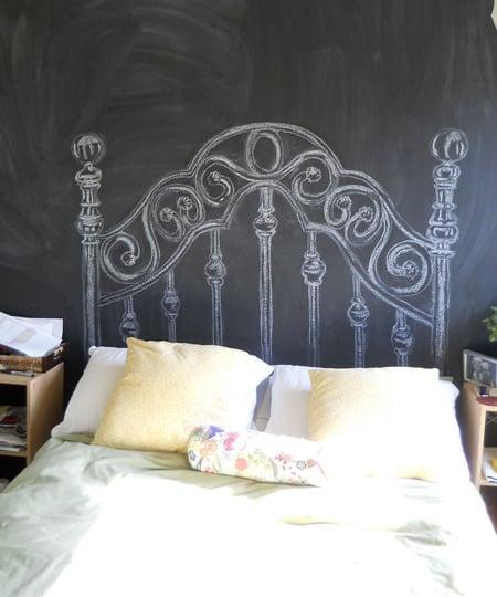 Galleria foto - Realizzare una spalliera di un letto fai da te Foto 15
