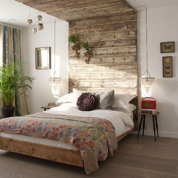 Galleria foto - Realizzare una spalliera di un letto fai da te Foto 81