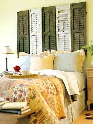 Galleria foto - Realizzare una spalliera di un letto fai da te Foto 33