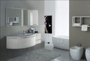 My Fly Evo: arredo bagno moderno