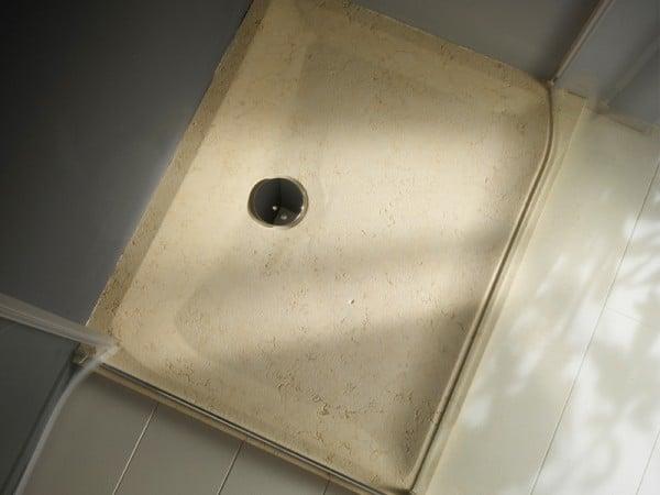 box doccia in pietra