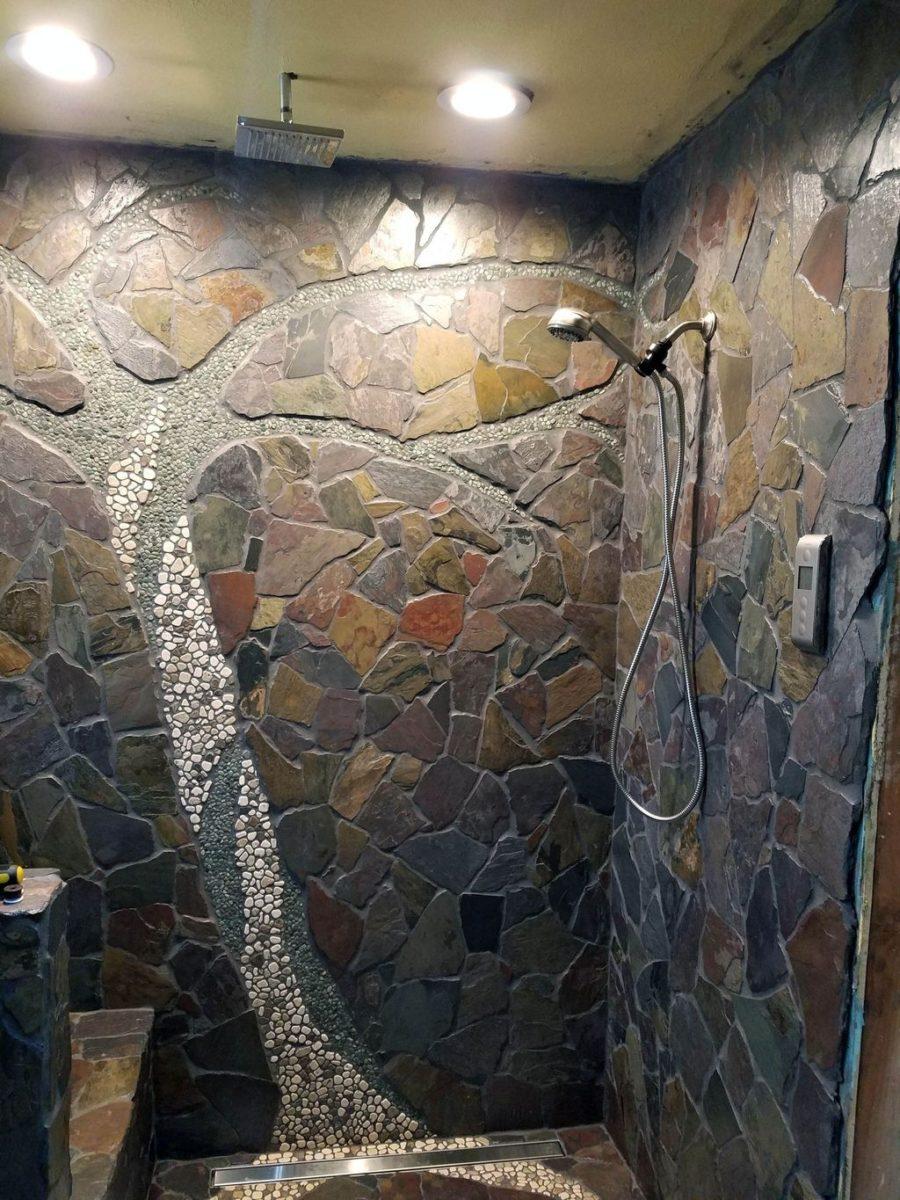 box-doccia-pietra-mosaico
