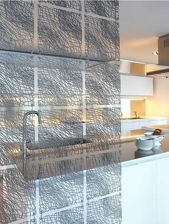 suddividere cucina soggiorno