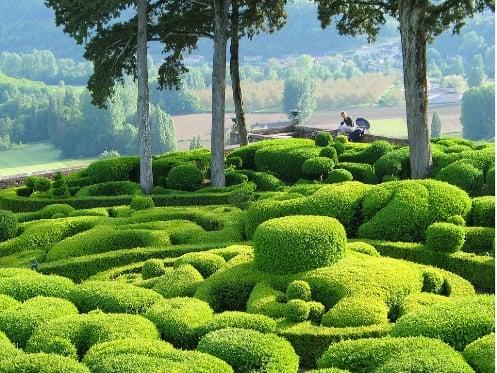 giardini di marqueyssac