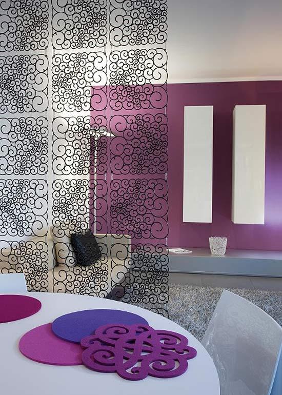 Divisori ambienti design for Pareti originali per interni