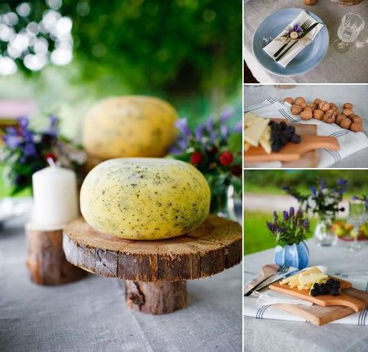 Galleria foto - Apparecchiare la tavola per pranzi e cene in giardino Foto 41