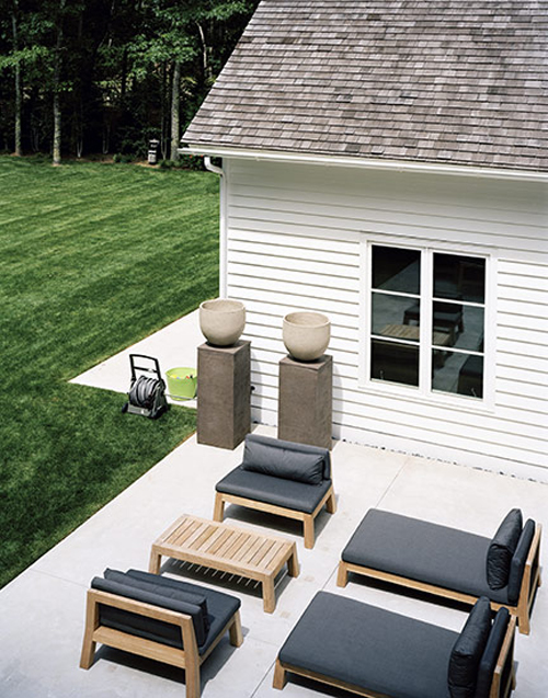 Galleria foto - Apparecchiare la tavola per pranzi e cene in giardino Foto 39