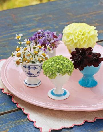 Galleria foto - Apparecchiare la tavola per pranzi e cene in giardino Foto 29