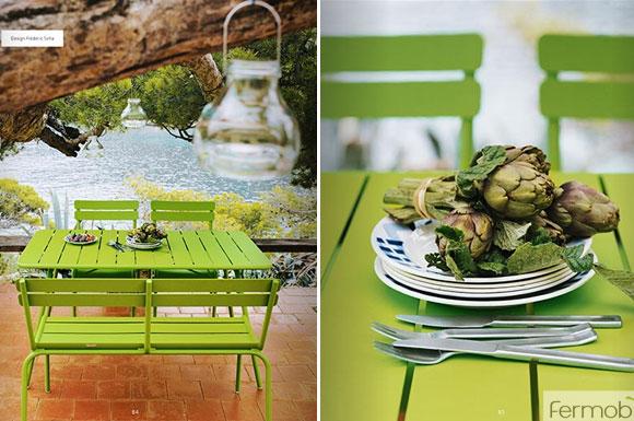 Galleria foto - Apparecchiare la tavola per pranzi e cene in giardino Foto 24
