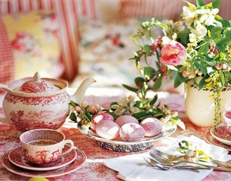 Galleria foto - Apparecchiare la tavola per pranzi e cene in giardino Foto 10