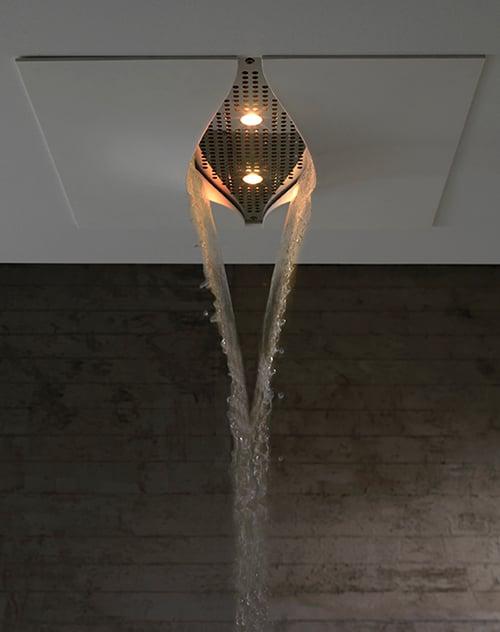 Soffioni doccia design moderno