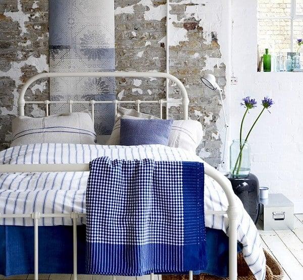 Galleria foto - Indaco: il colore per arredare casa con equilibrio e stile Foto 11