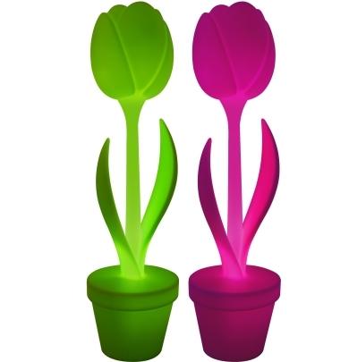 tulipano lampada led