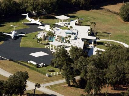 Galleria foto - Villa di lusso con pista atterraggio: di John Travolta Foto 1