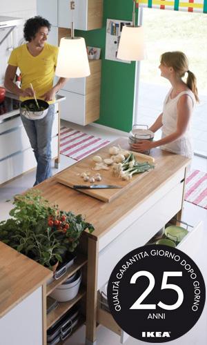 Galleria foto - Quale piano di lavoro scegliere per la cucina? Foto 45