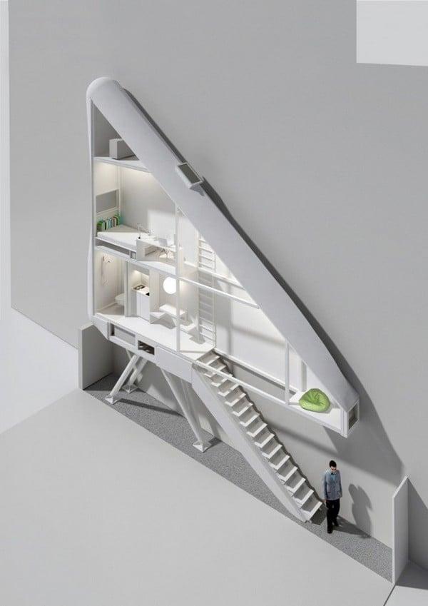 casa più stretta al mondo