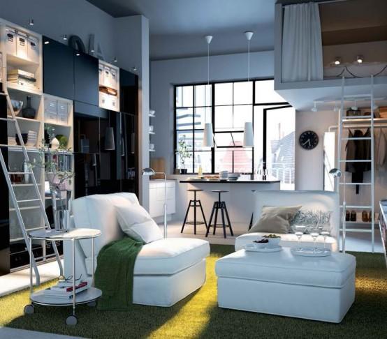 Ikea Soggiorno 2012
