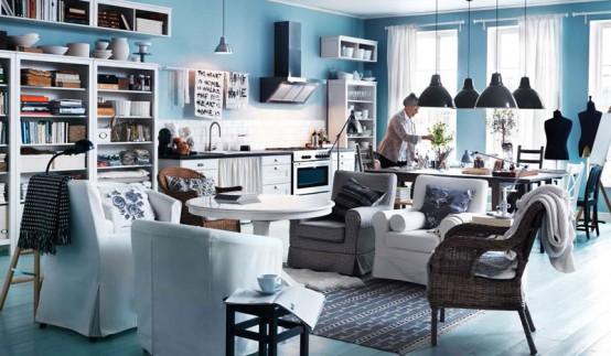 Galleria foto - Divani e Soggiorni Ikea: catalogo 2012 Foto 4