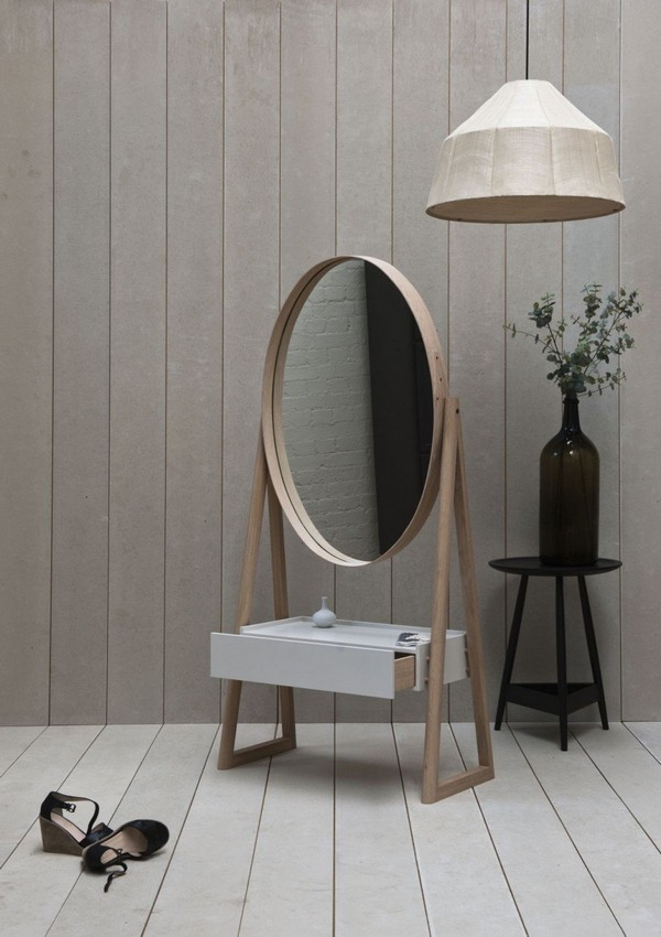 specchio ingresso design