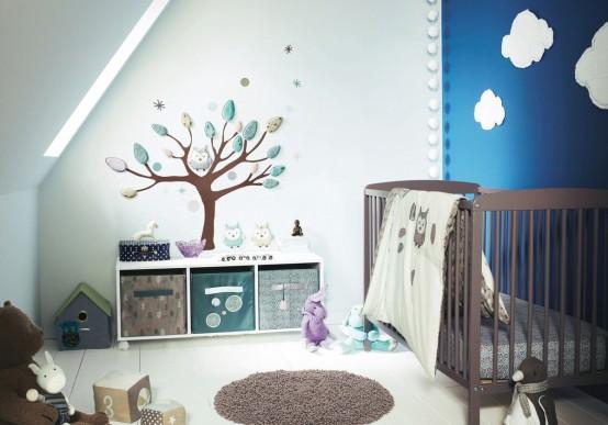 Idee Per Arredare Cameretta Neonato : Arredare cameretta per neonato