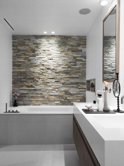 Galleria foto - La giusta illuminazione per il bagno Foto 10