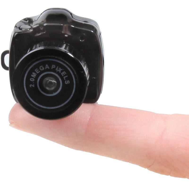 fotocamera più piccola al mondo