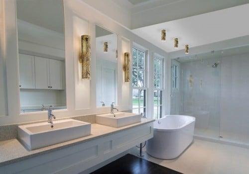 Galleria foto la giusta illuminazione per il bagno foto