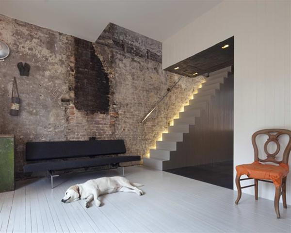 Plafoniere Per Scale : Illuminazione delle scale