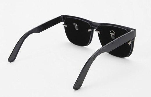 occhiali da sole portafoto