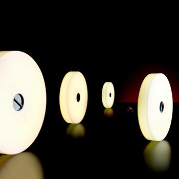 Lampada da parete: Button di Flos