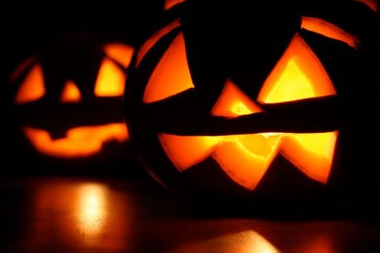 decorazioni zucca halloween