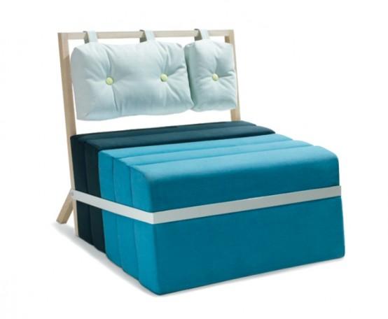 poltrona letto design