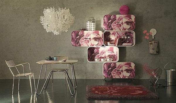 Scaffali decorativi for Scaffali design